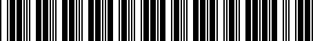 Barcode for 000979010E