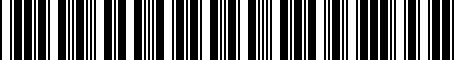 Barcode for 5K6955427A