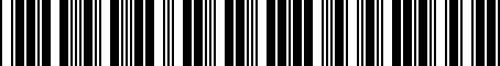 Barcode for WHT000310A