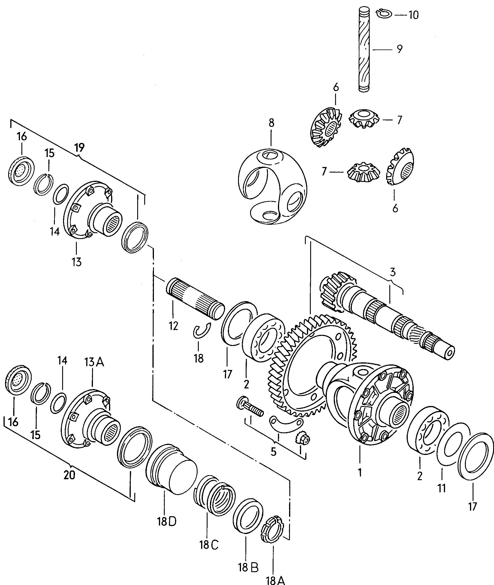 vw cabrio manual transmission