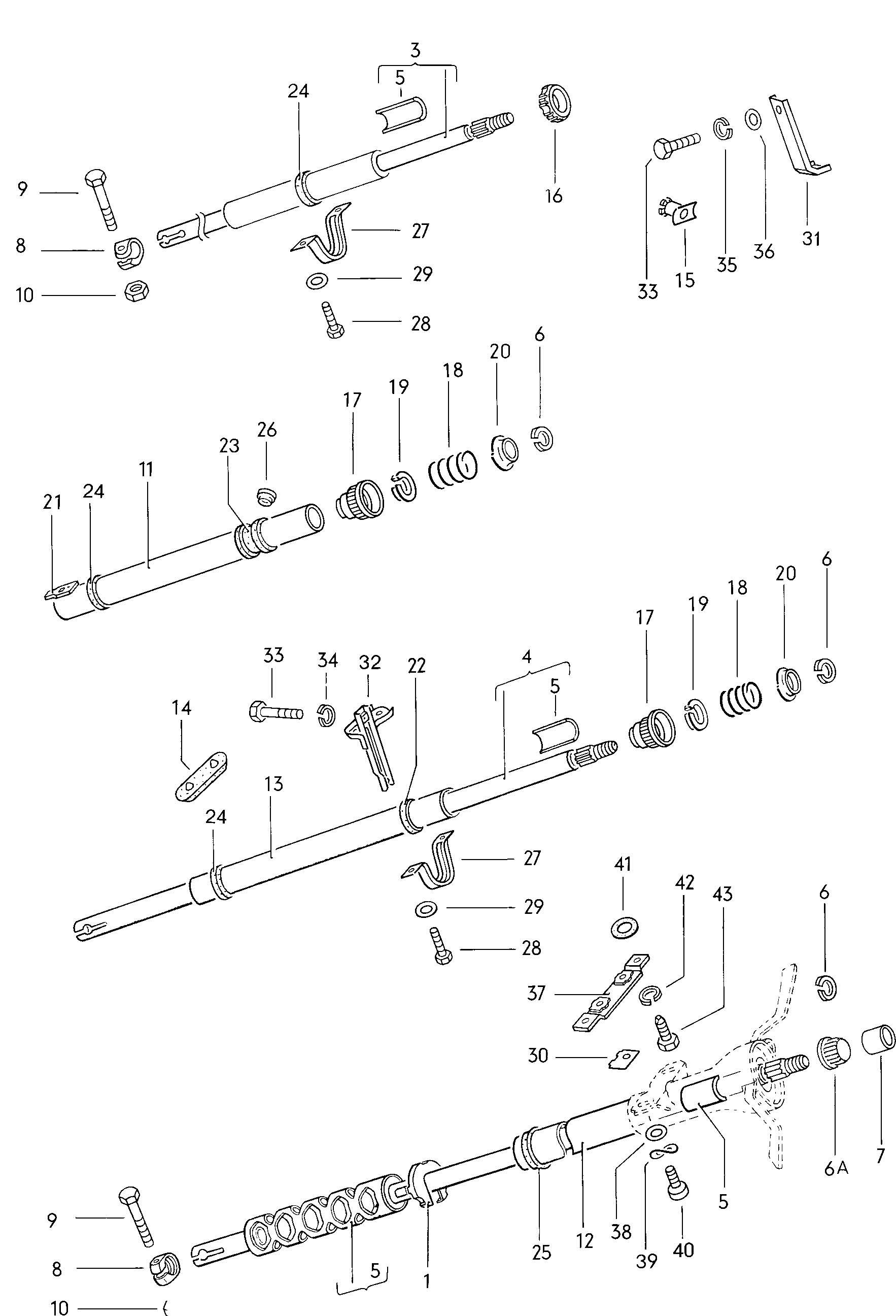 Beetle 1958 1967 View Topic Steering Shaft And 1970vwbeetleenginediagram 1970 Vw Engine Diagram Http Jimellisvwpartscom Images Parts Fullsize 031048000