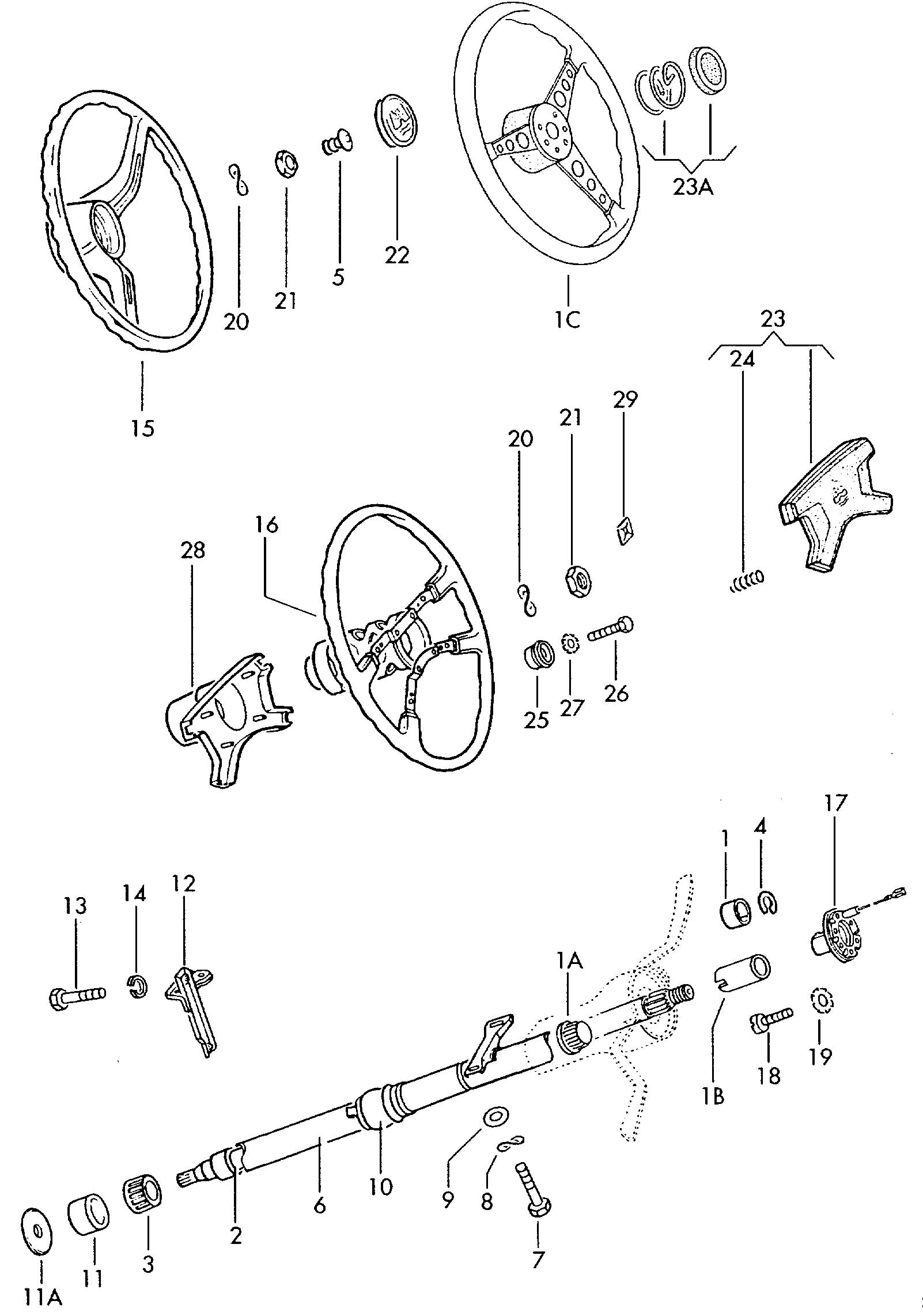Assembly overview rear axle beam besides Vw Karmann Ghia Fuel System together with P 0900c15280266efc in addition 50 Hp Mercury Outboard Lower Unit Diagram as well 72 Vw Beetle Wiring Diagram. on volkswagen golf 1974