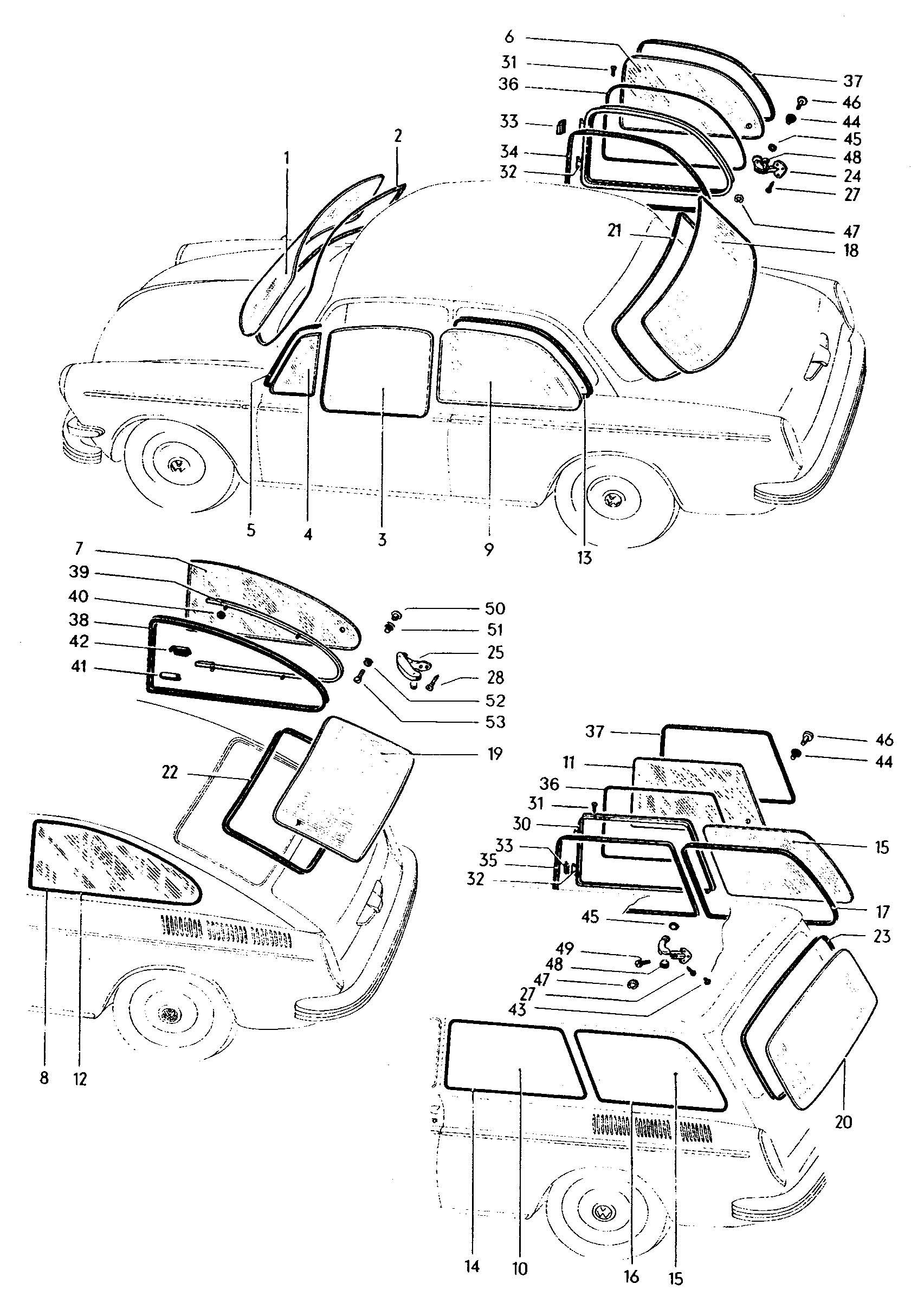 m4 parts illustration