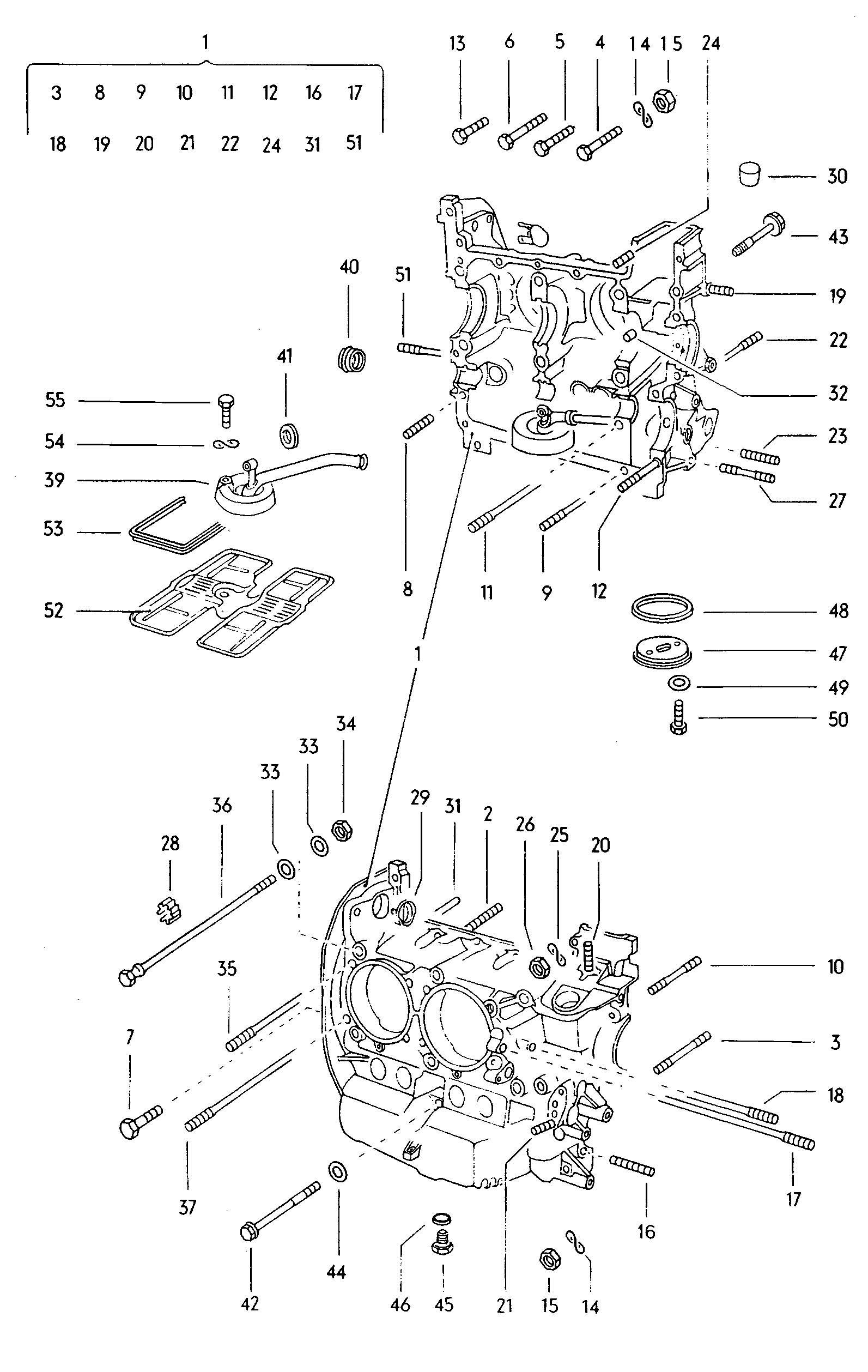 1974 volkswagen beetle transmission