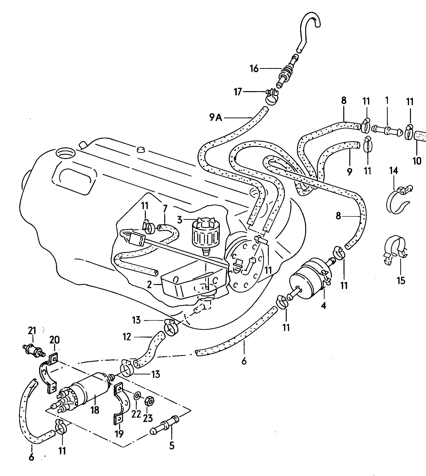 1982 Vw Vanagon Engine Diagram Wiring Library Air Cooled