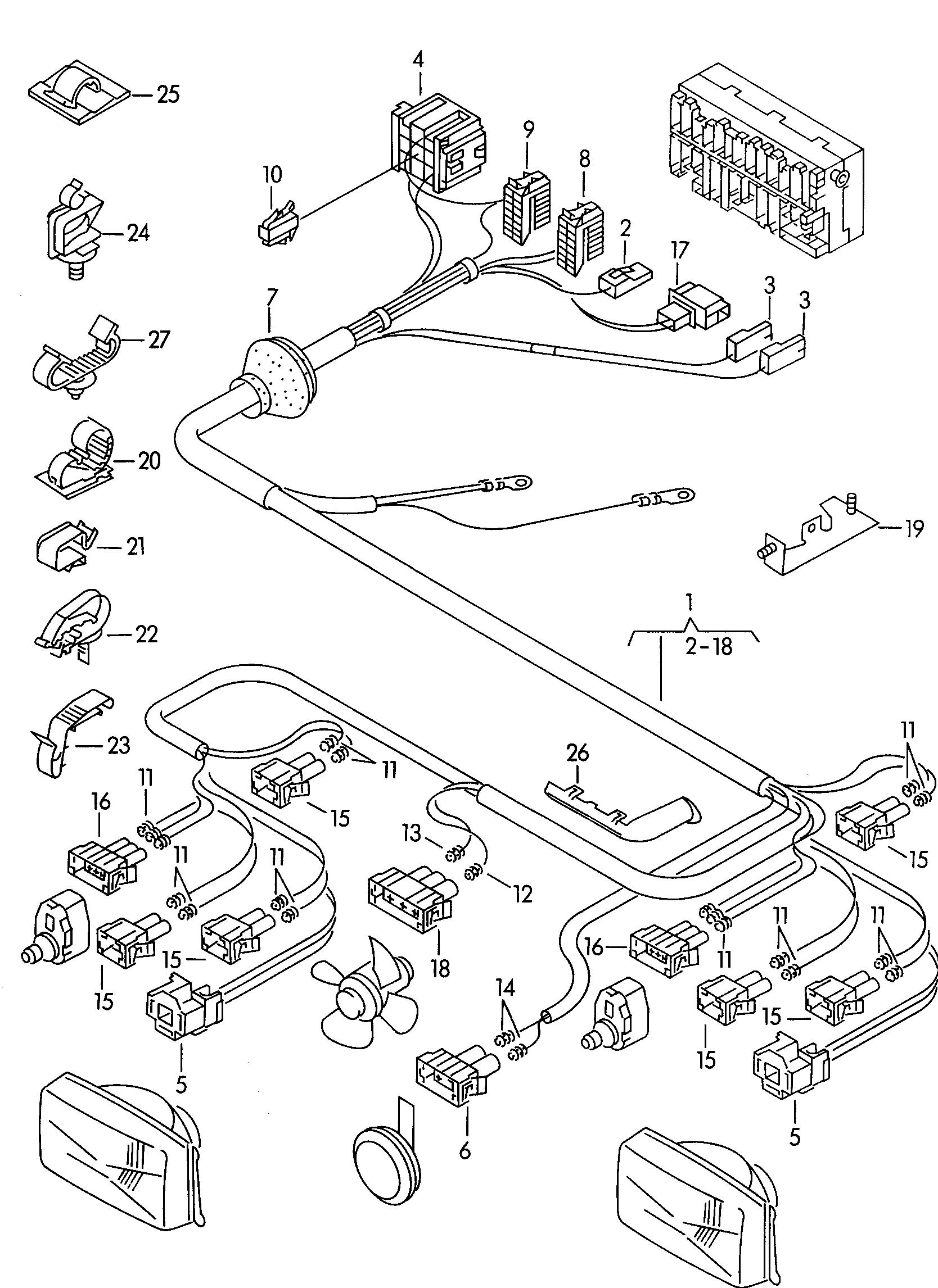 1999 Chrysler Lhs Fuse Panel Diagram Not Lossing Wiring 1998 Concorde Box 98 Beetle Auto 300m 1996