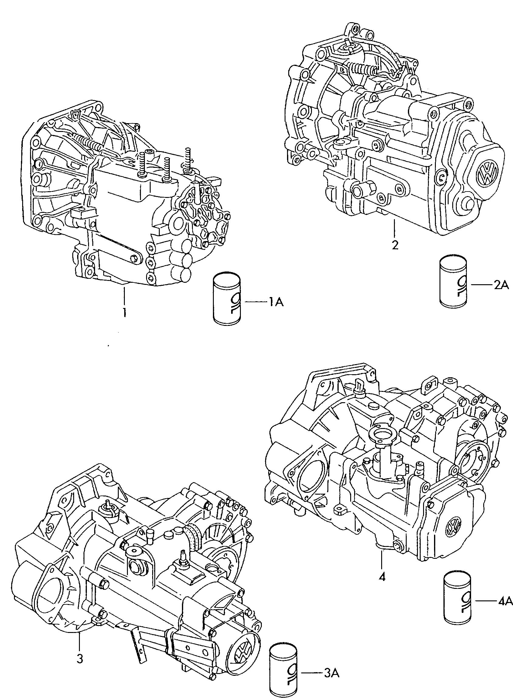 vw golf manual transmission problems