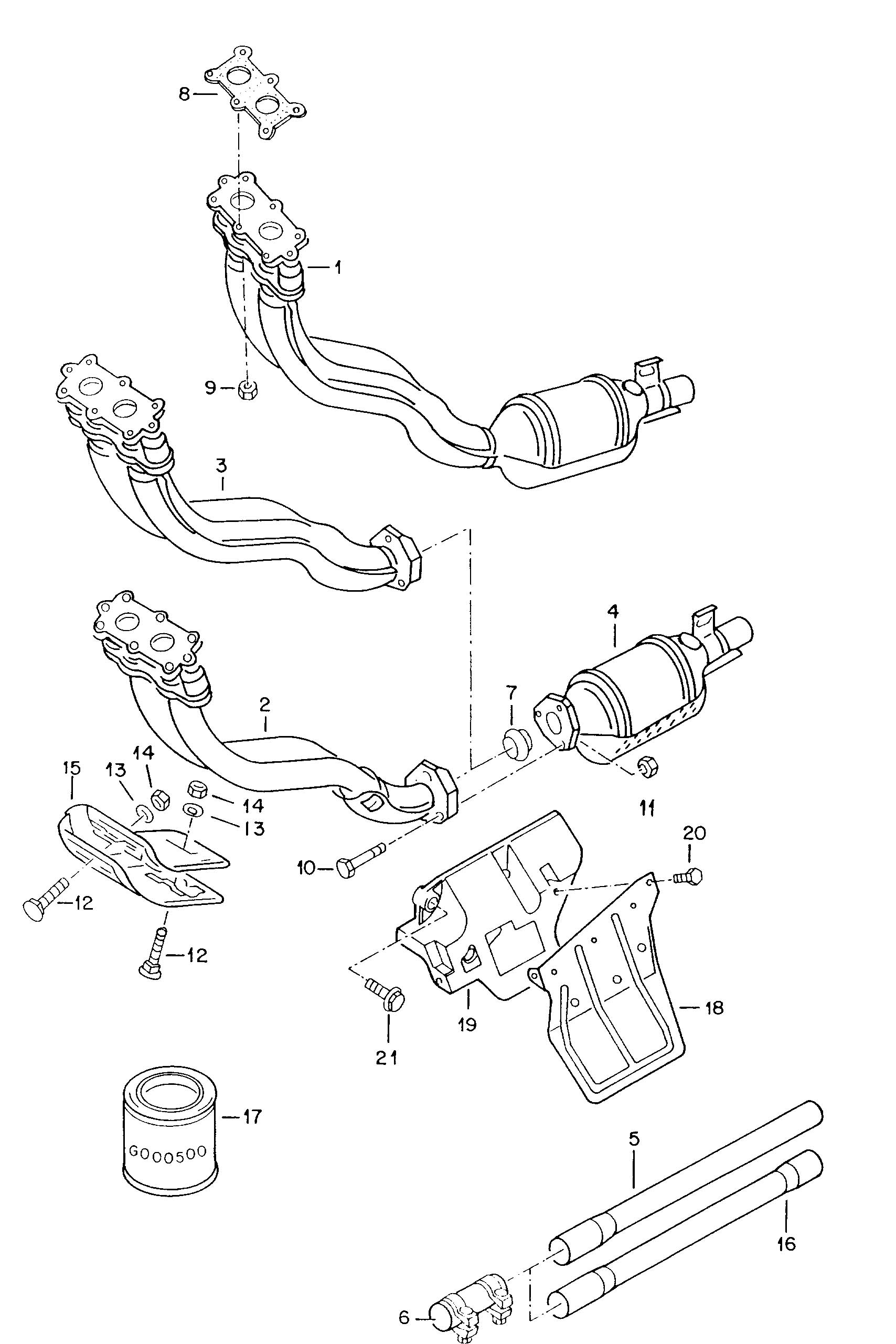 2001 Jetta 2 0l Engine Diagram Wiring Diagrams Vr6 Parts Car And Component Vw 1 8t Serpentine Belt Volkswagen Cooling