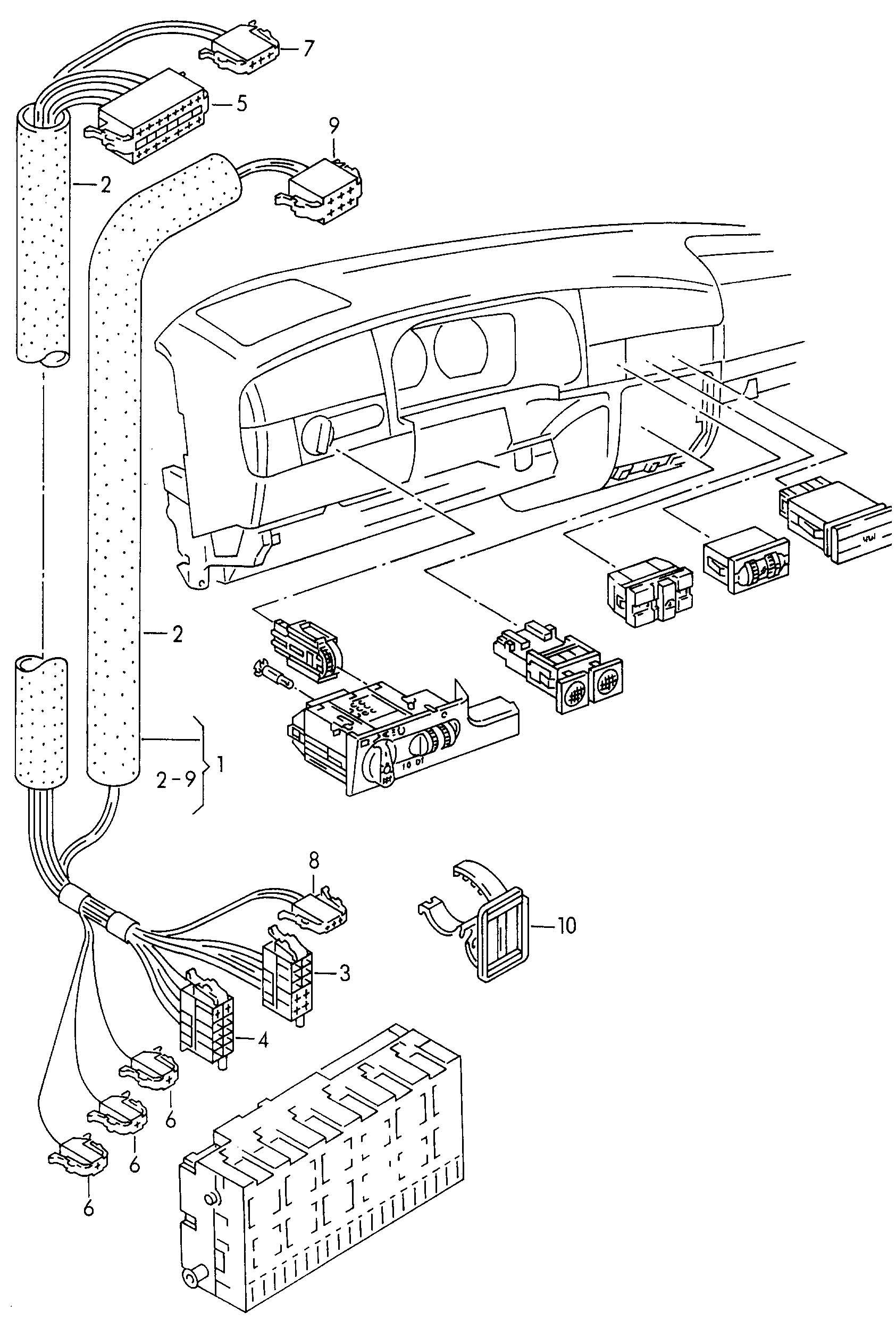 vw routan fuse box wiring diagrams