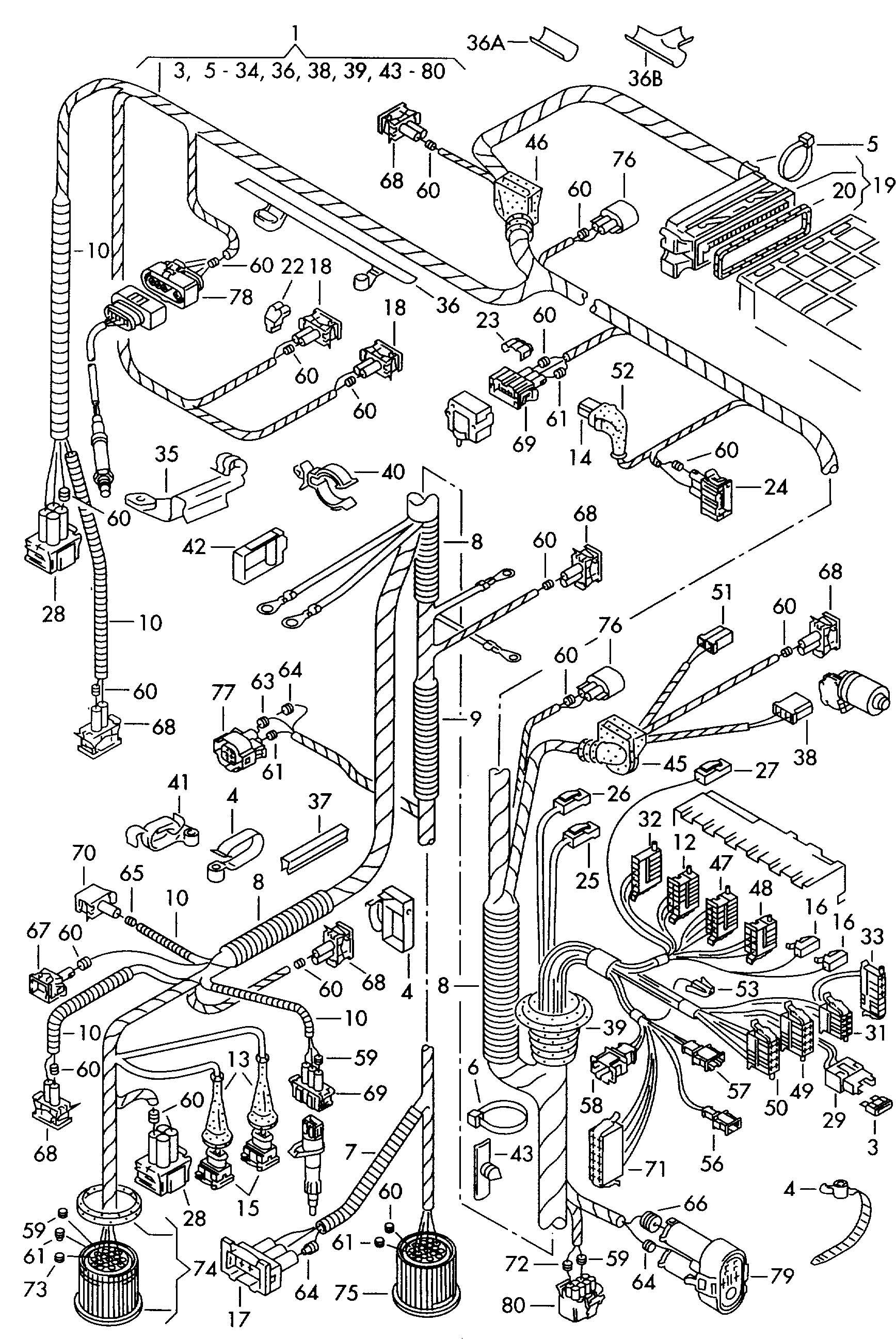 similiar vw engine parts diagram keywords vw tiguan engine parts diagram moreover 2002 vw cabrio engine diagram