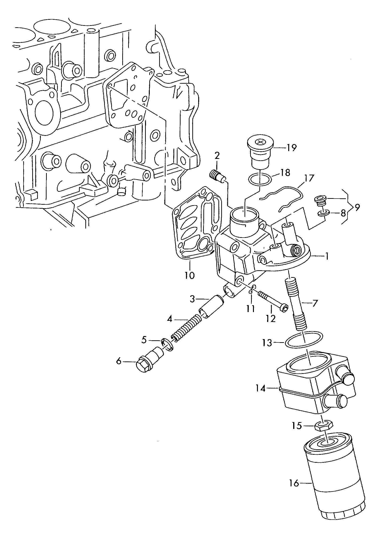vw 2 0 engine diagram filter vw get free image about