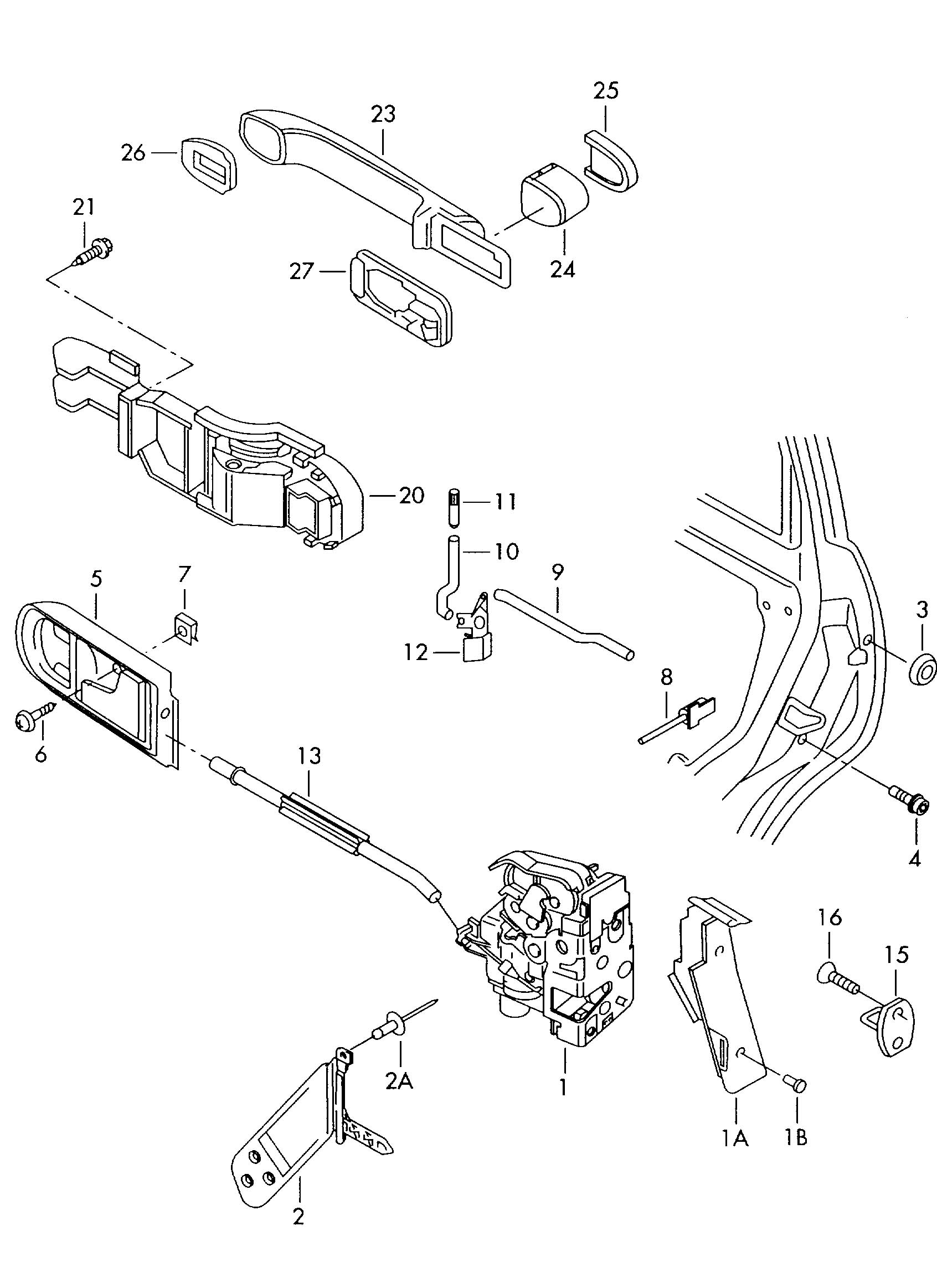 skoda wiring diagram with Vw Touareg Door Handle on Chrysler 2 5 4cyl Engine Diagram moreover 1 8 20v Turbo Engine Diagram besides Is My Car Obd 2  patible And Supported By Obd Software moreover Ford Focus Coolant Temperature Sensor additionally Renault Megane 2 Wiring Diagram Pdf.