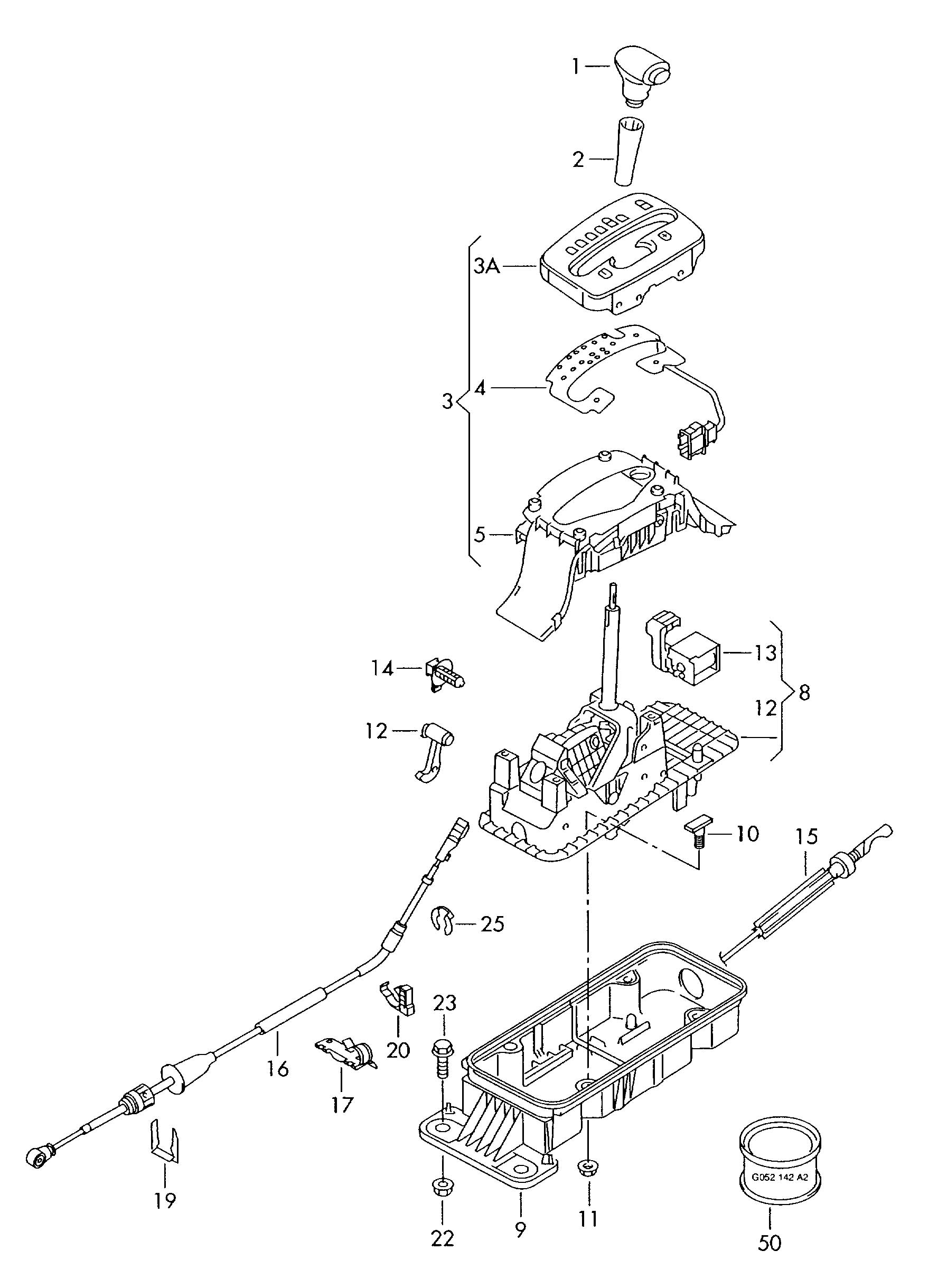 vw new beetle automatic transmission
