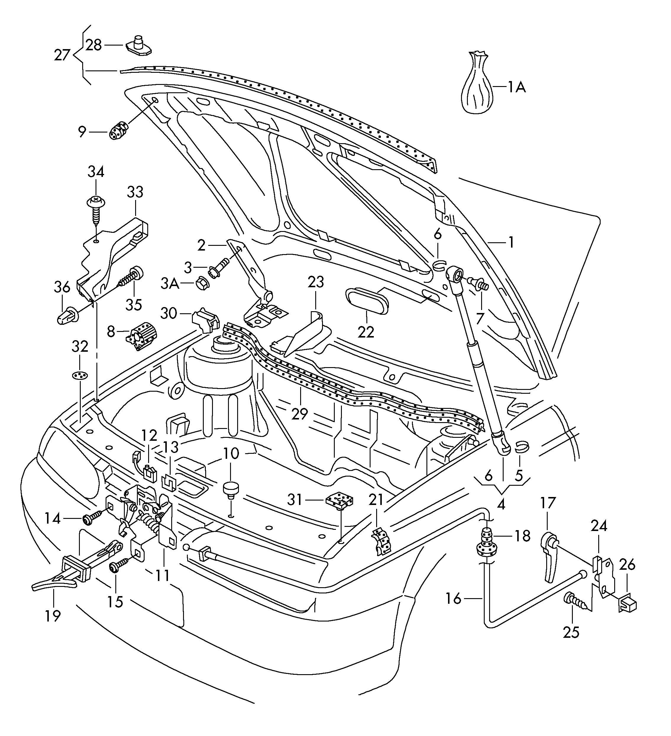 1J0823729 - Volkswagen Insert | Jim Ellis Volkswagen ...