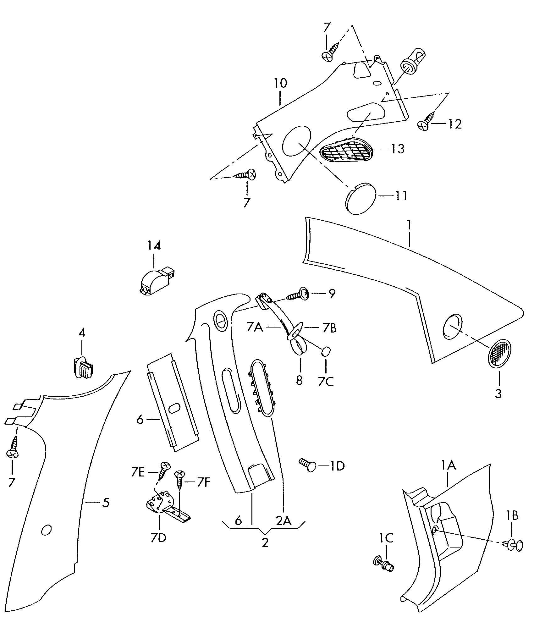 hyundai entourage parts diagram html
