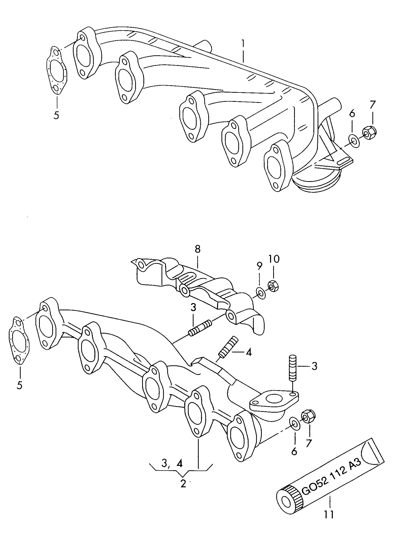 vw cabriolet belt diagram