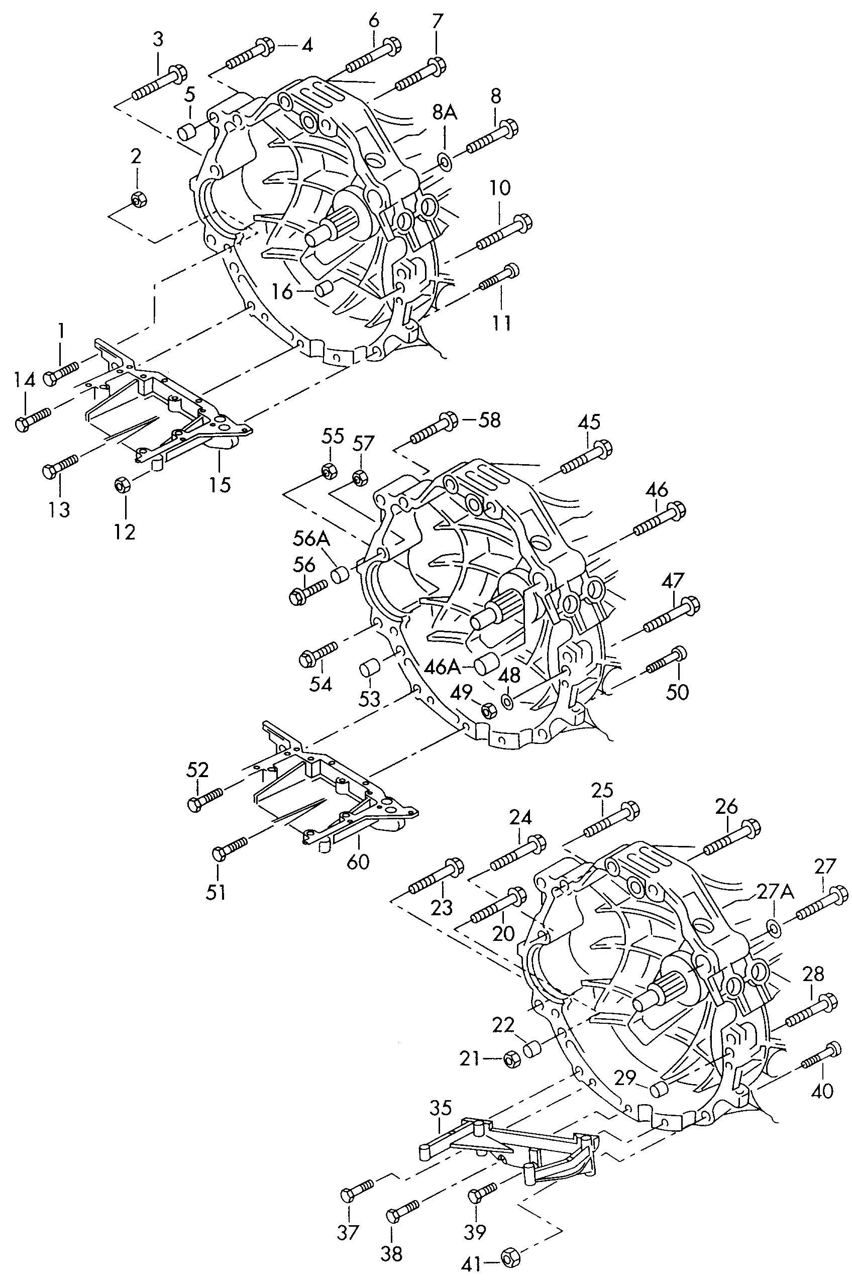 65 volkswagen beetle engine