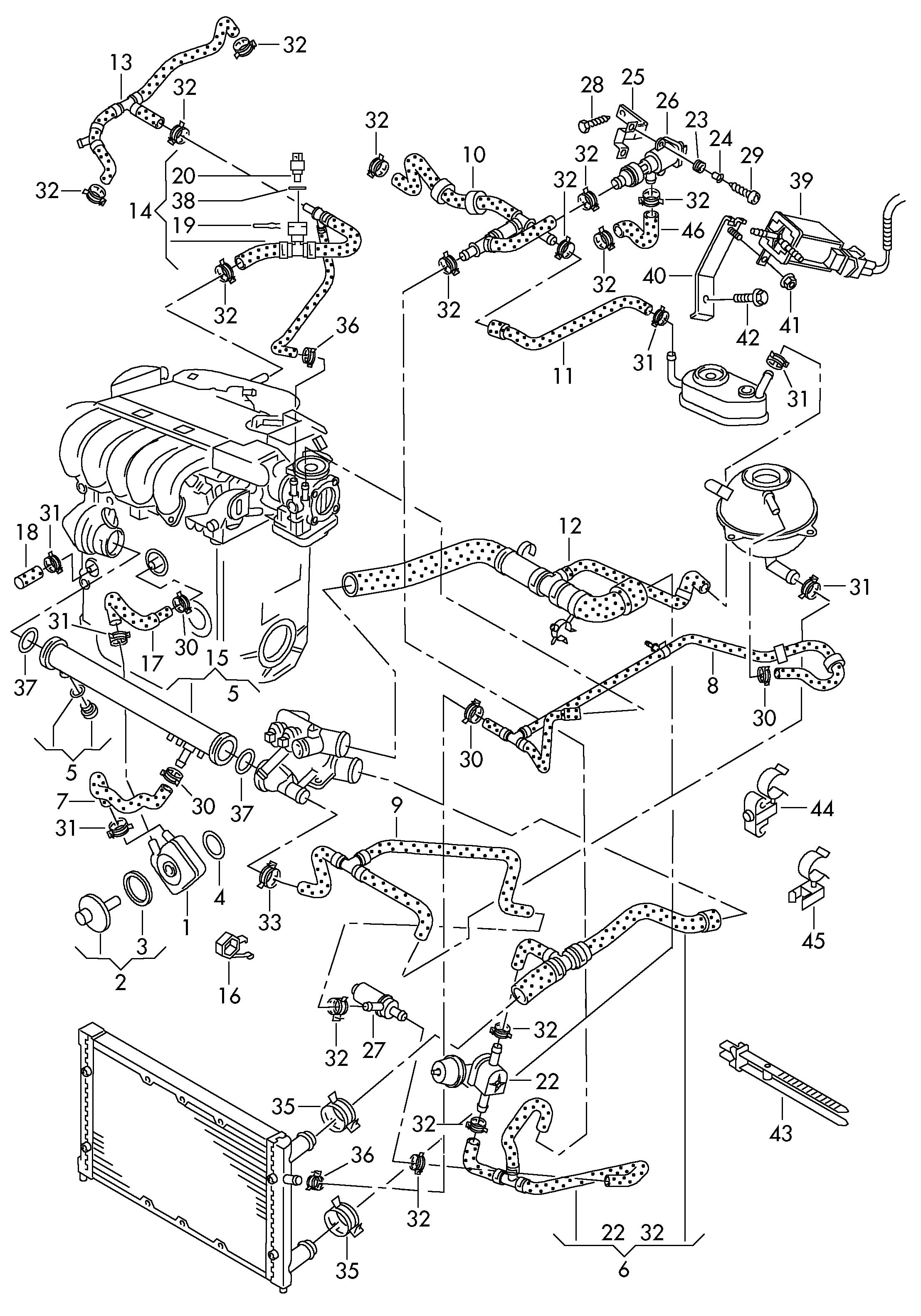 vw rabbit 2 5 engine diagram  diagram  auto wiring diagram