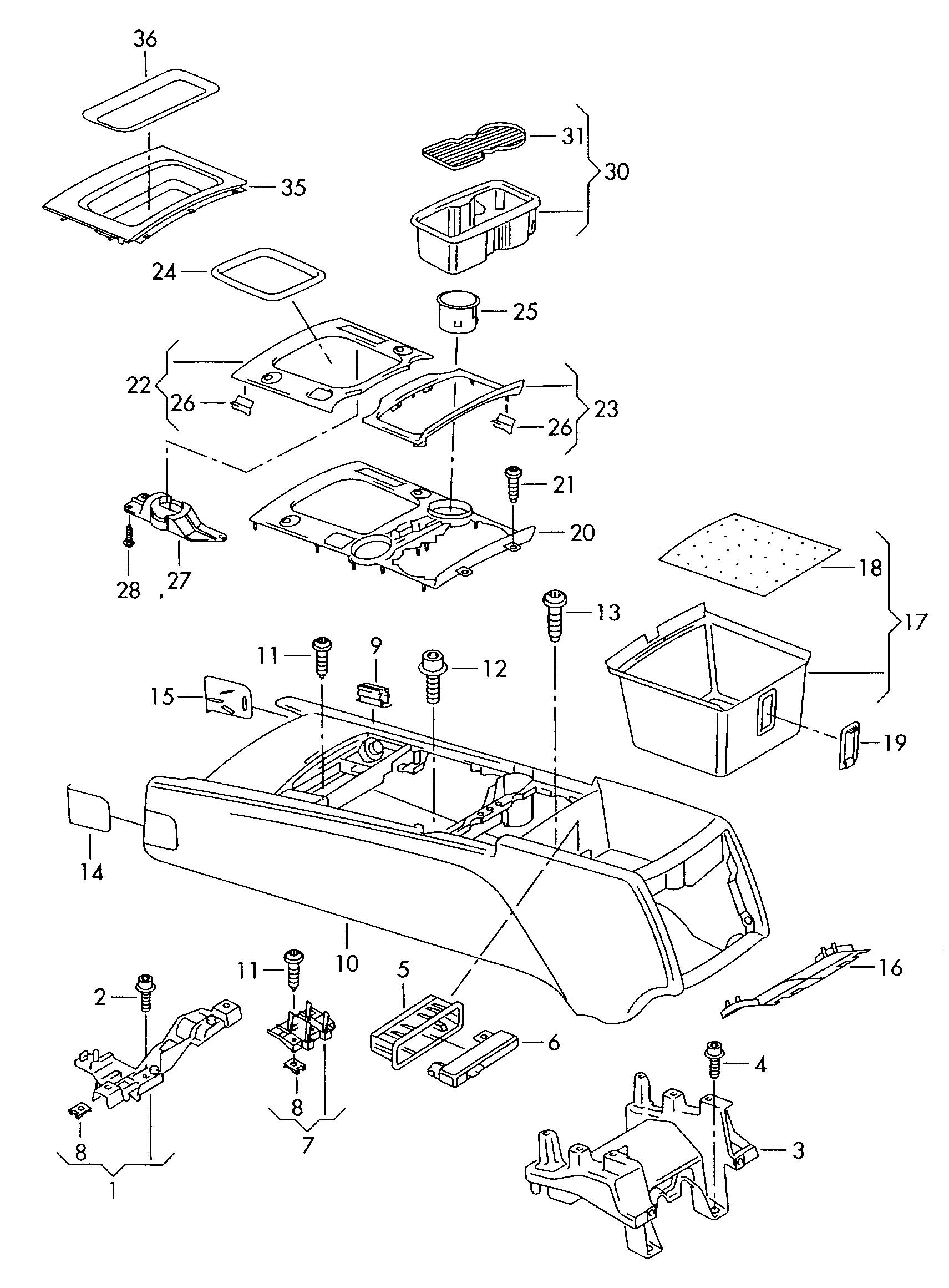 vw eos parts chart  diagrams  wiring diagram gallery