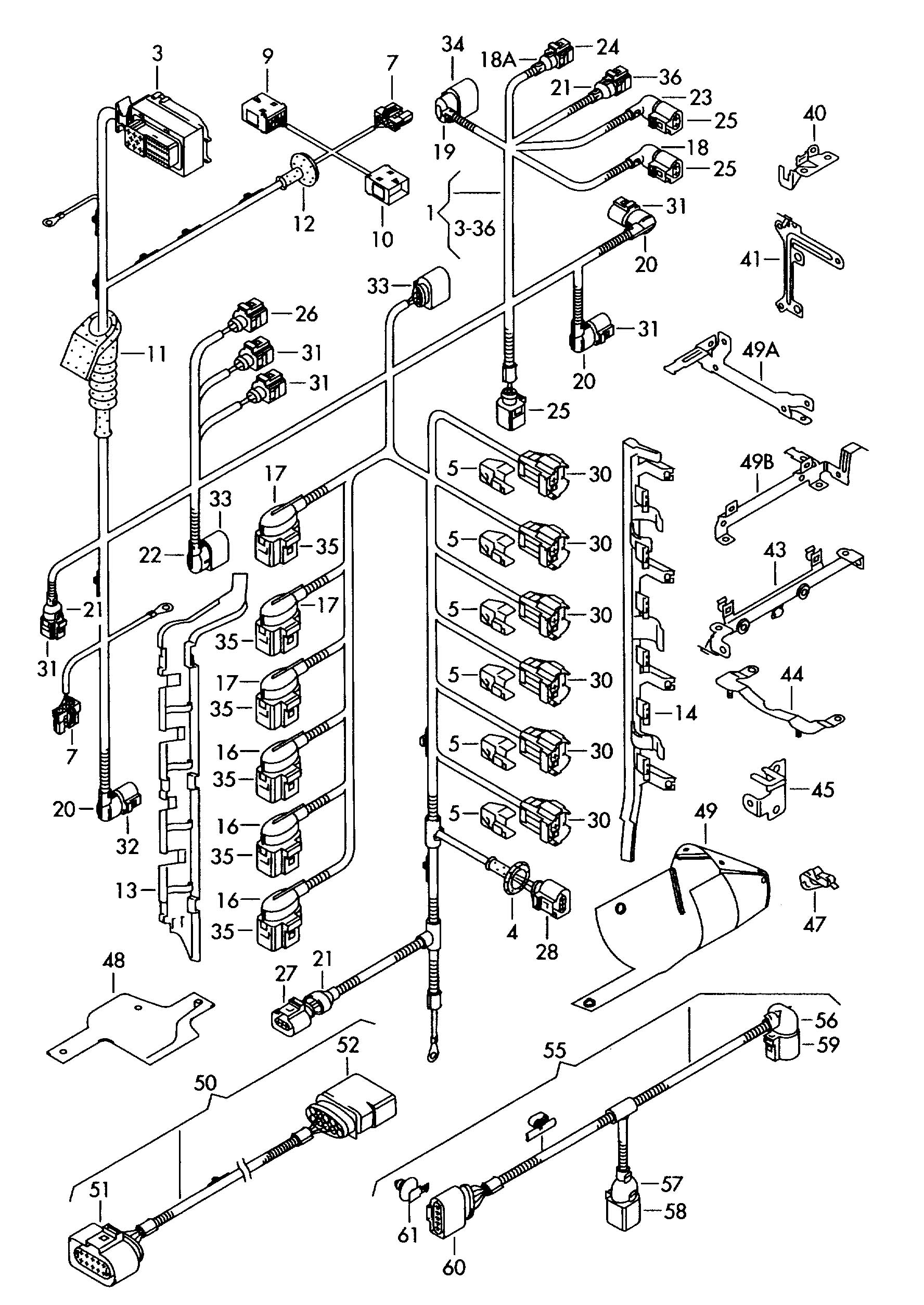 vw routan fuse box diagram  vw  free engine image for user