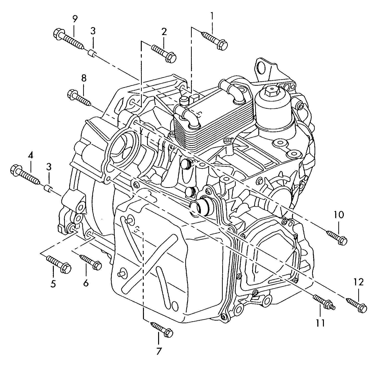 golf r32 engine