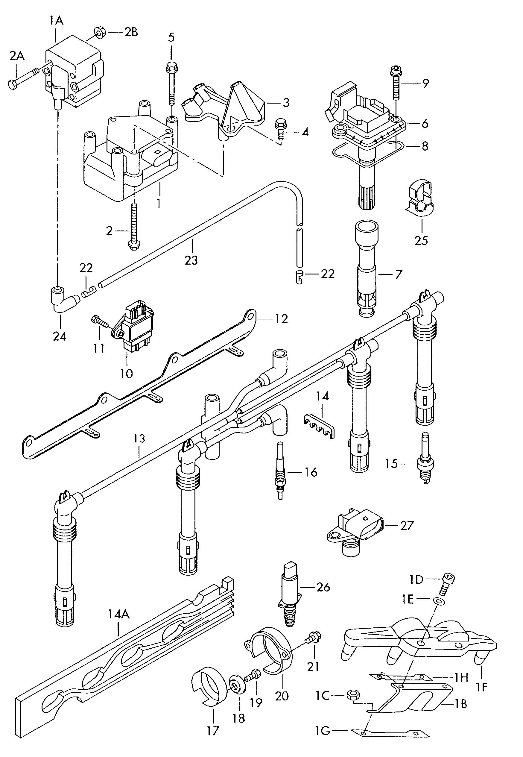Honda Grom Msx 125 Service Manual Pdf also Dodge Sprinter Radio Wiring Diagram together with Wiring Diagram F Ford Ignition Module besides Search together with DiagramsMain. on wire connecting spark plug