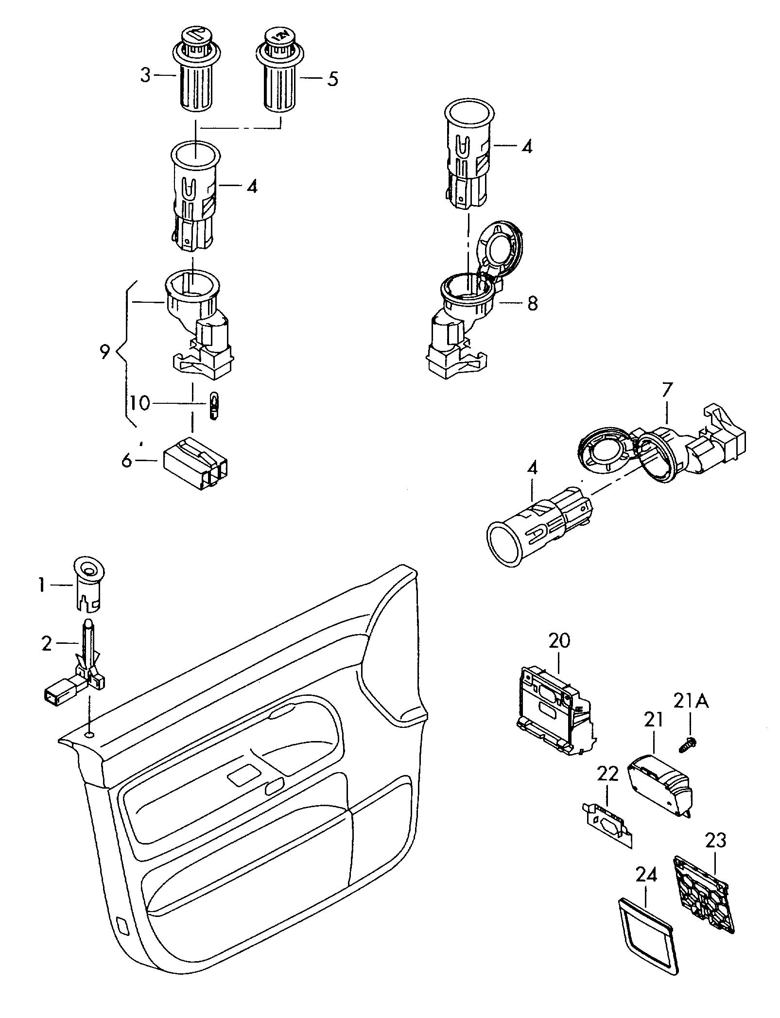 Car Bicycle Rack furthermore 164549 2002 Sel Duratech No Start Not Starter Not Ignition Switch further ShowAssembly as well Showassembly additionally 5GM863007CA9. on golf cart trunk