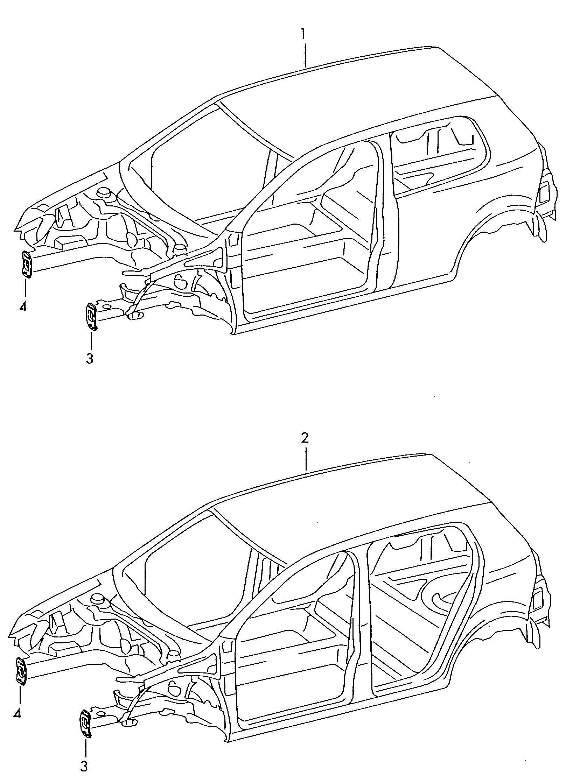 Volkswagen R32 Cover Plate  Documents  Document  Docu