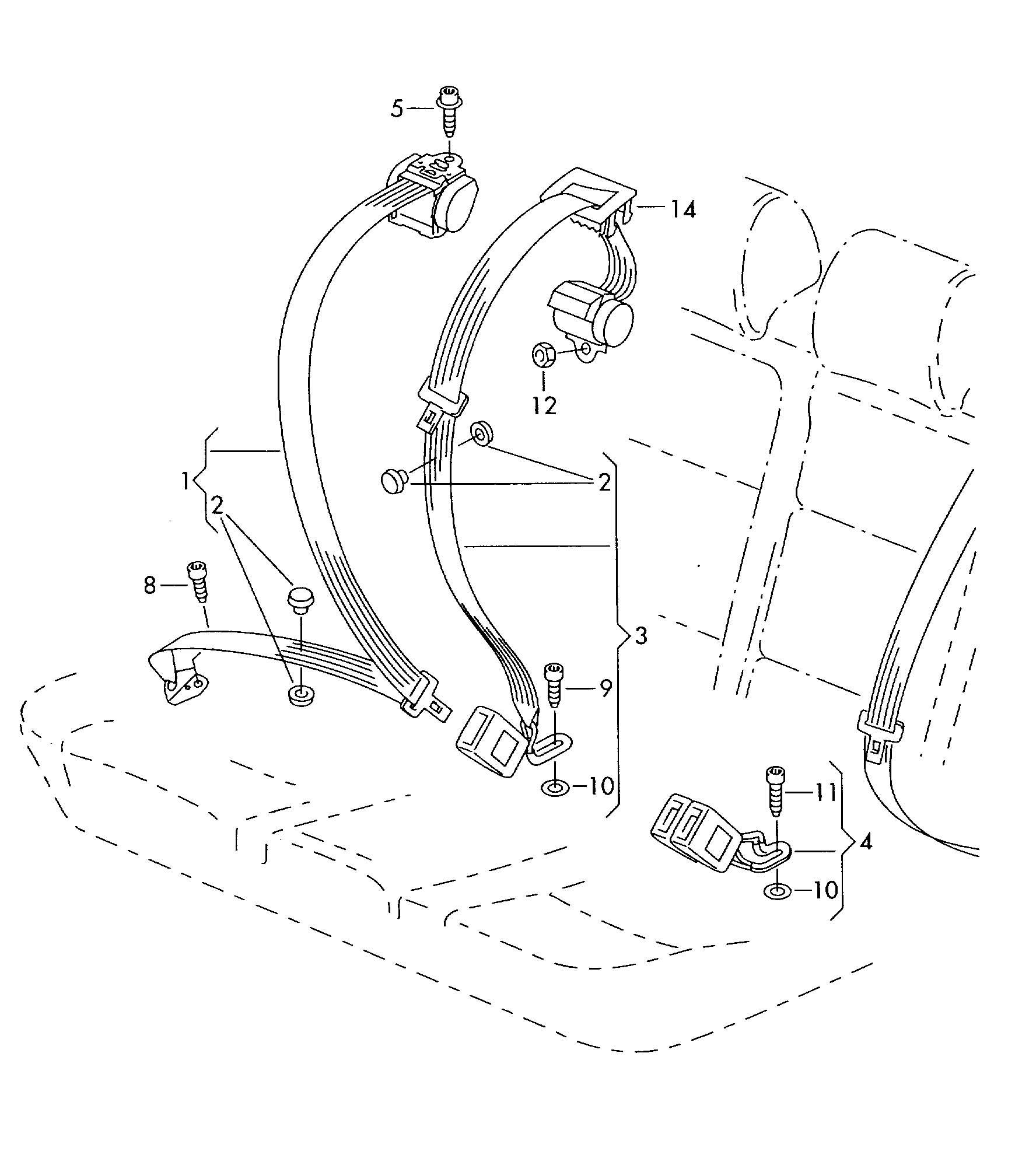 scion xb belt replacement