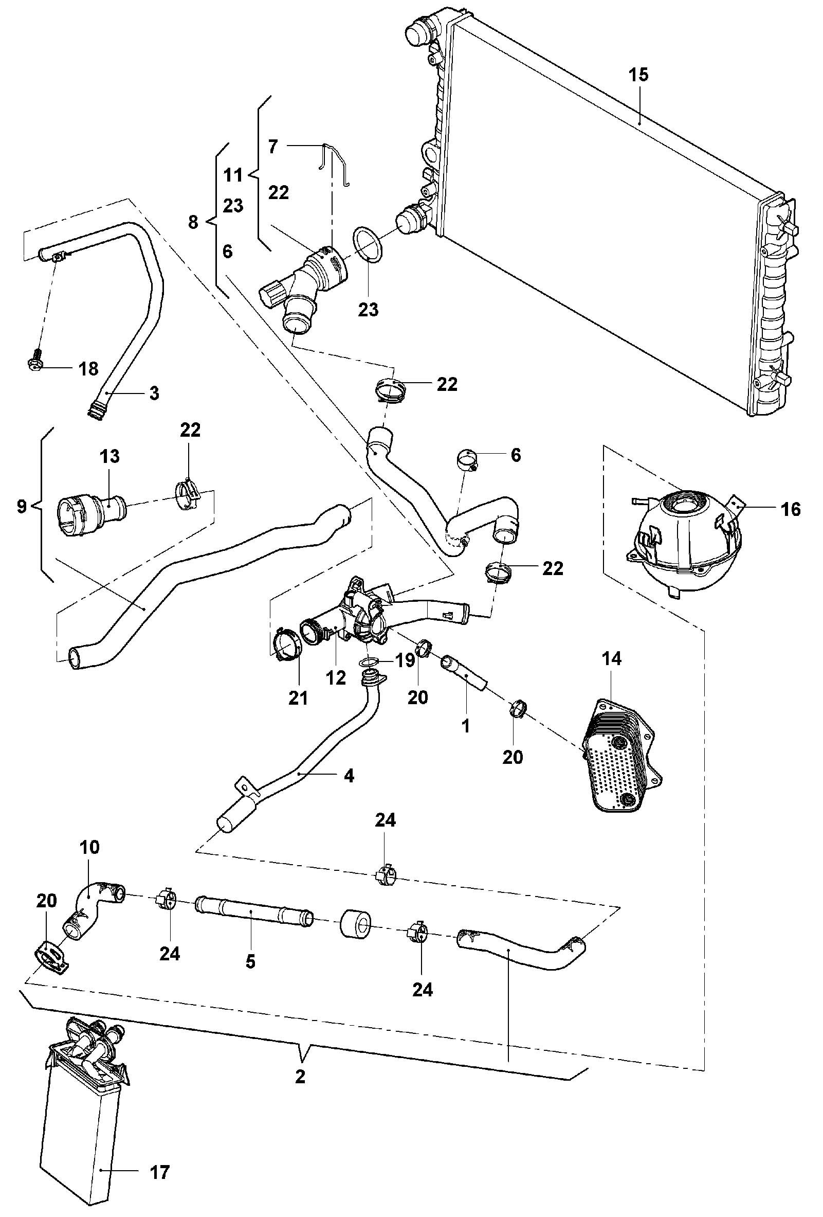 Vw 2 5l Engine Oil Diagram And Wiring Scion Tc Showassembly On