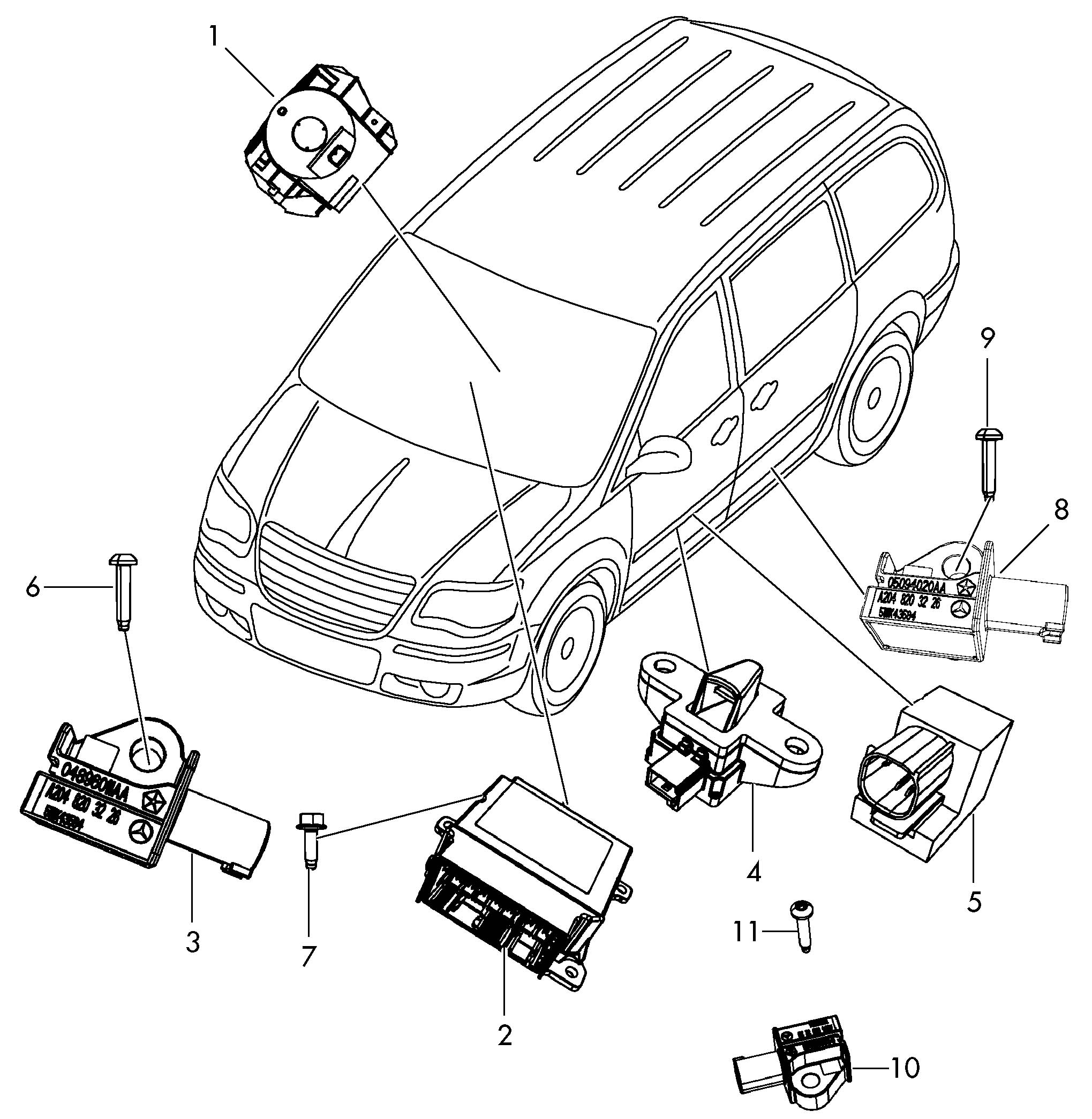 volkswagen routan steering angle sensor clockspring with. Black Bedroom Furniture Sets. Home Design Ideas