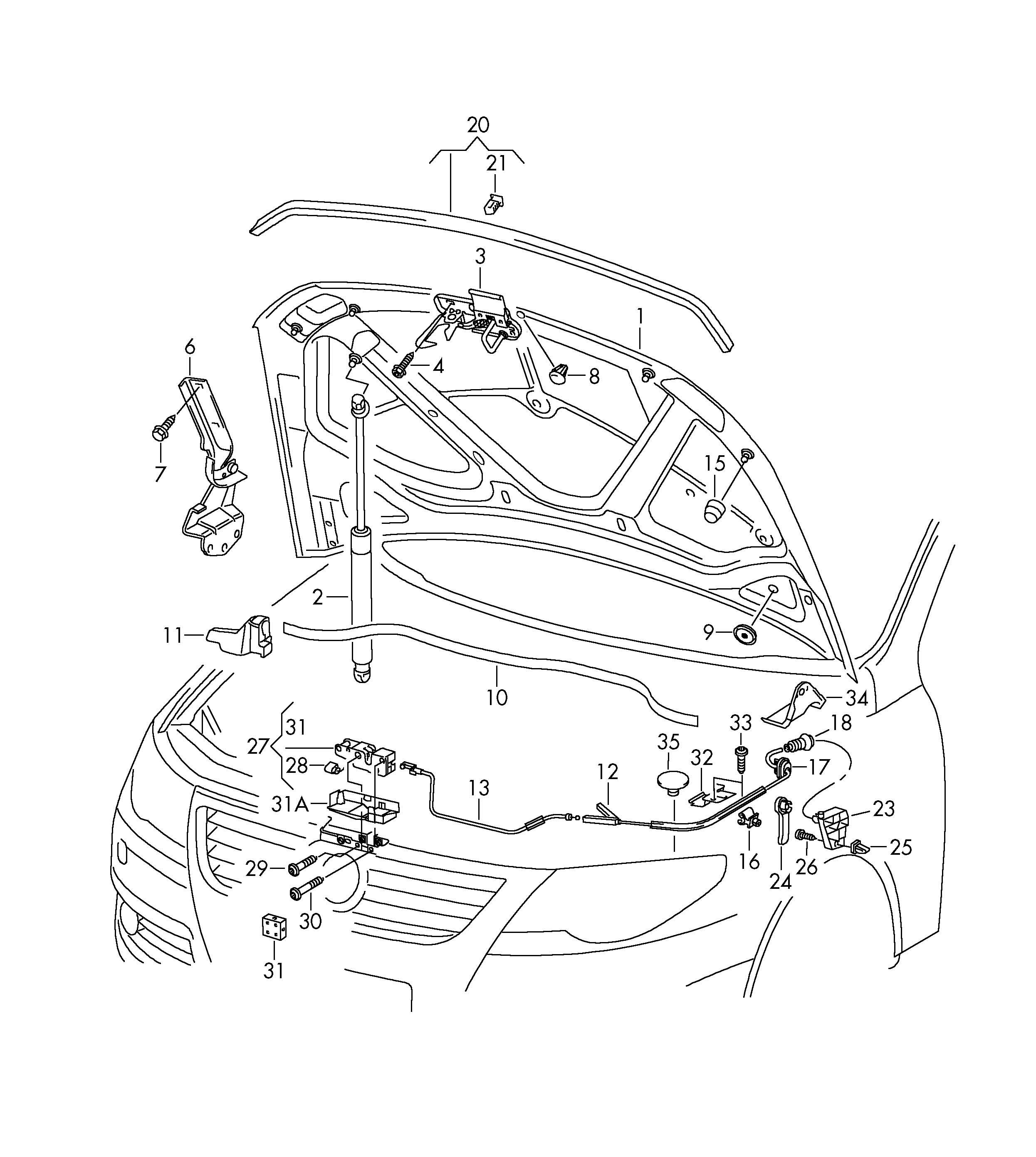Volkswagen Passat Cc 1 6l Td Micro Switch  Sensorhall  Sens  Cam