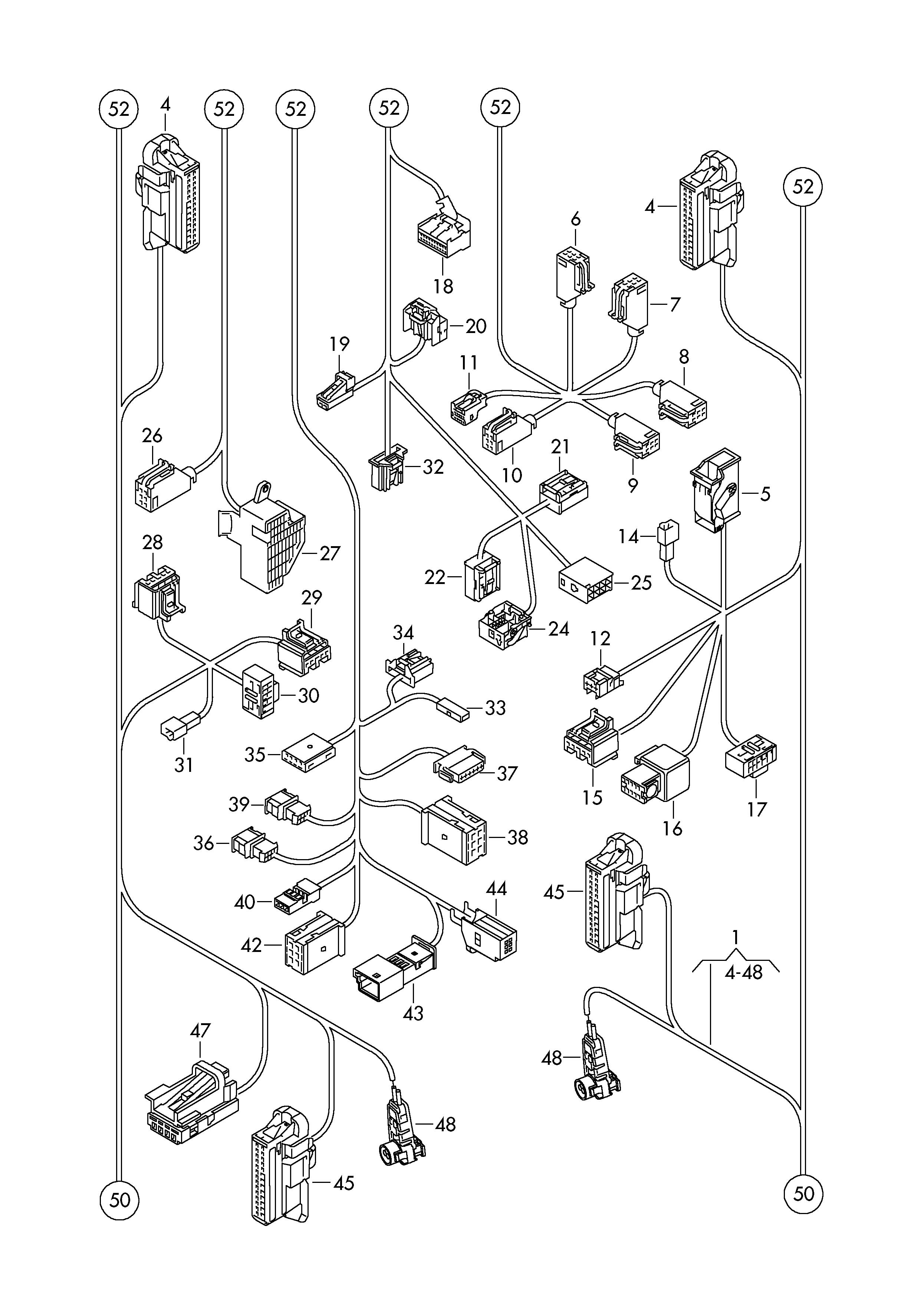05 gto engine harness diagram