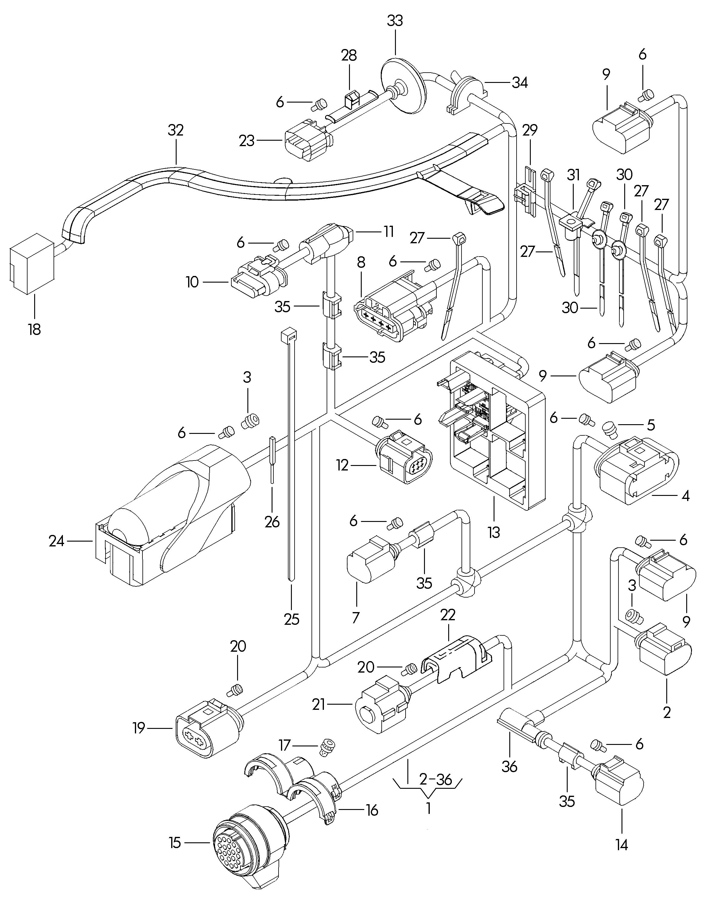 74 vw bug parts wiring diagrams