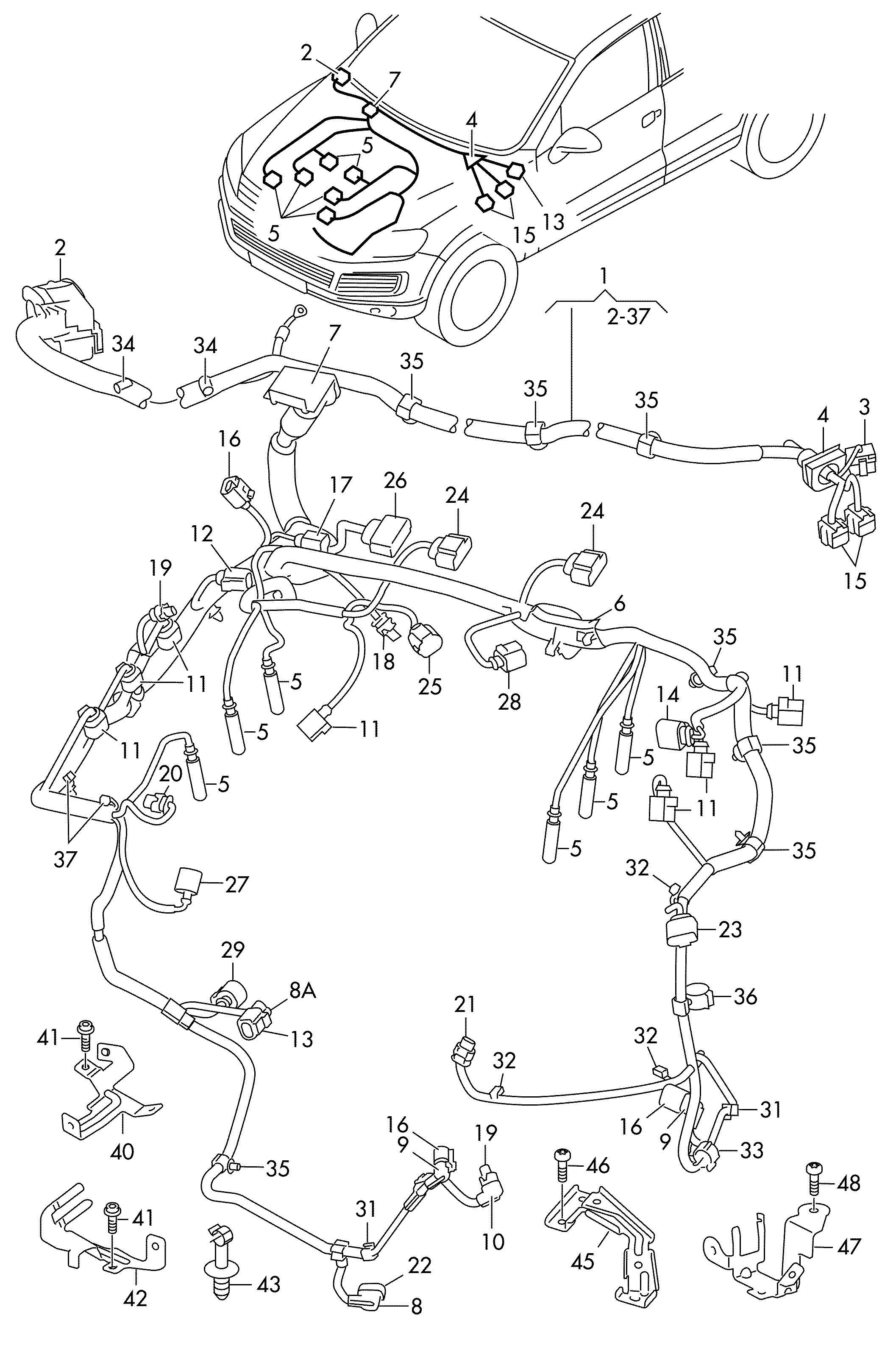 2011 volkswagen jetta sel fuse location diagrams 2011