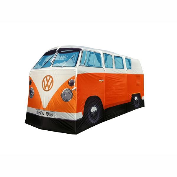 Volkswagen Atlanta: DRG019002 - Volkswagen Bus Tent - Orange. Shipping