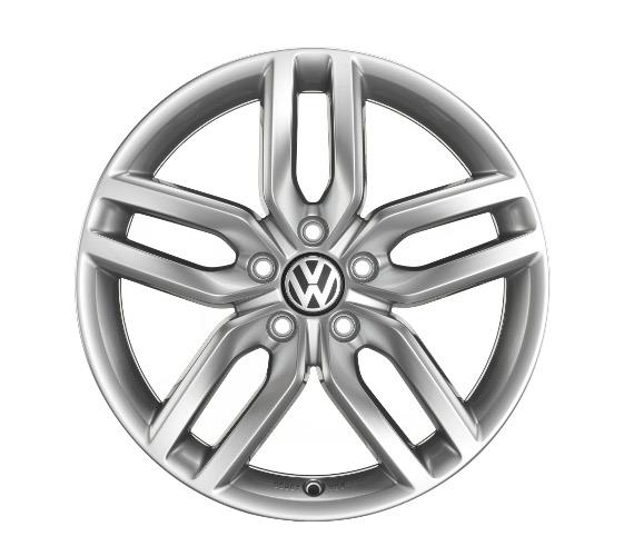Volkswagen Atlanta: Volkswagen 18 Helix Wheel