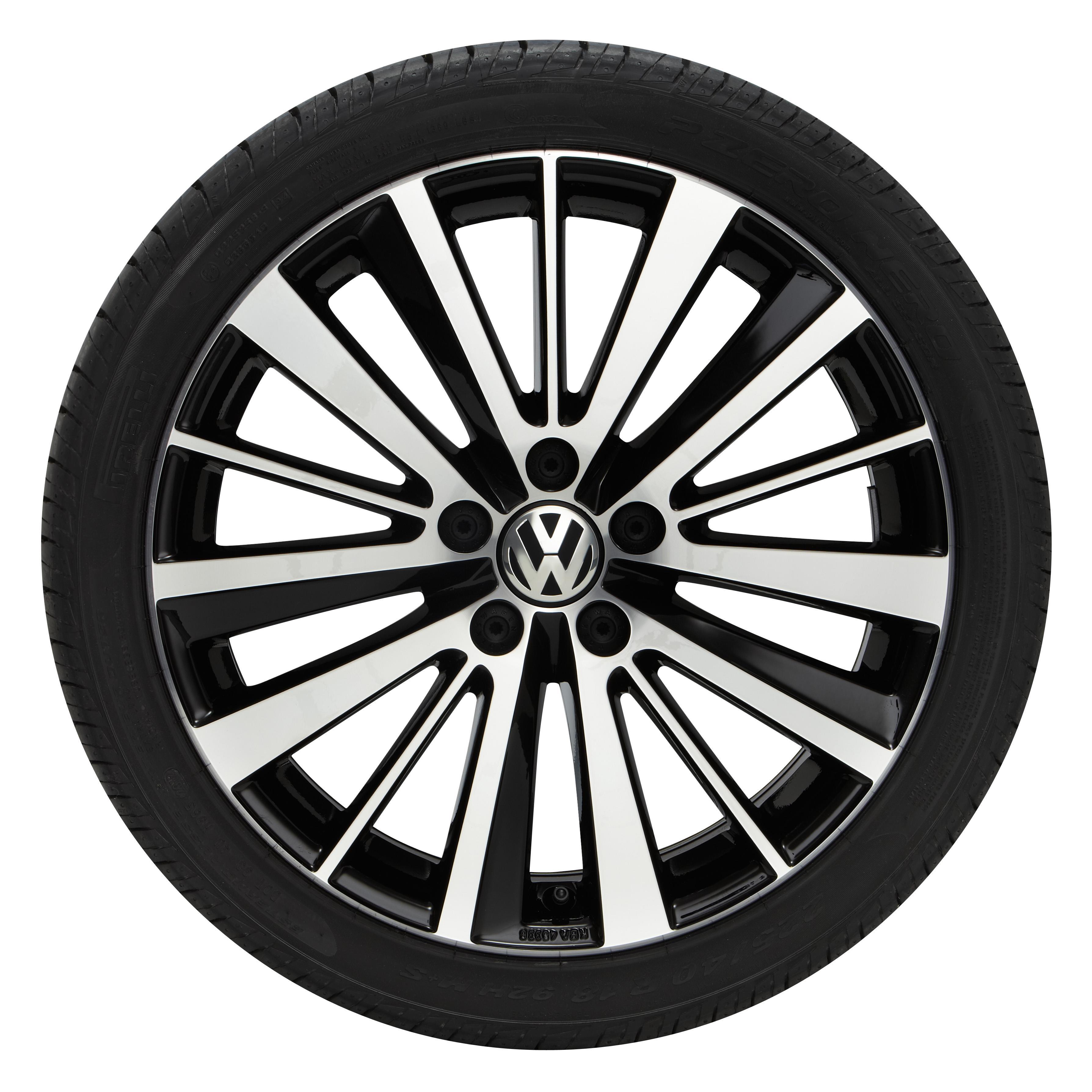 Volkswagen Atlanta: Volkswagen 18 Preston Wheel