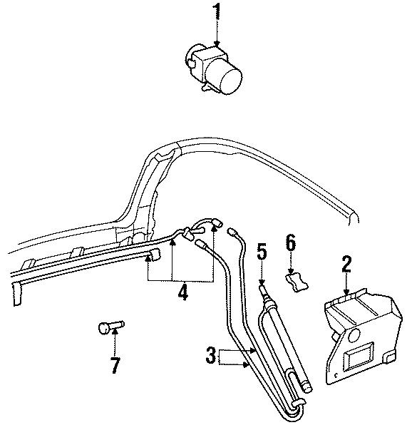 Volkswagen Cabrio/Cabriolet Hydraulic pump. HYDRO PUMP ...