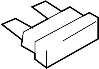 volkswagen jetta flat fuse 19  2x5 40a orange gateway fuse diagram 2006 vw jetta tdi
