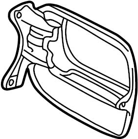 Vw Golf Mk4 14 16V 5 Door 1997 2006 112389366830 besides Volkswagen Pat Engine Diagram likewise 1997 Toyota T100 Engine Vacuum Diagram as well Audi A4 Door Wiring Diagram further Auto Fuse Panel. on golf fuel door