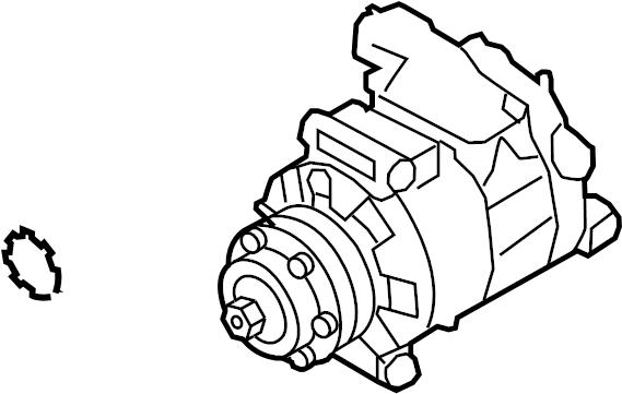Saab 9 3 Cooling Parts Diagram on Saab 900 Radiator