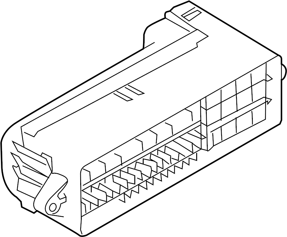 Fasteners Fuse Box For Power Module Flat Fuses Diagnosis