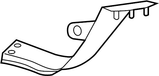 5C5821136 on Vw Super Beetle Bumper