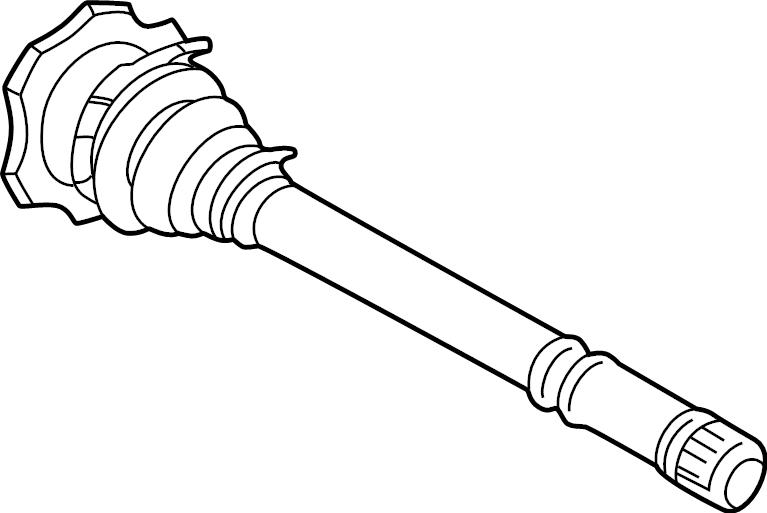 Volkswagen Cv Joint