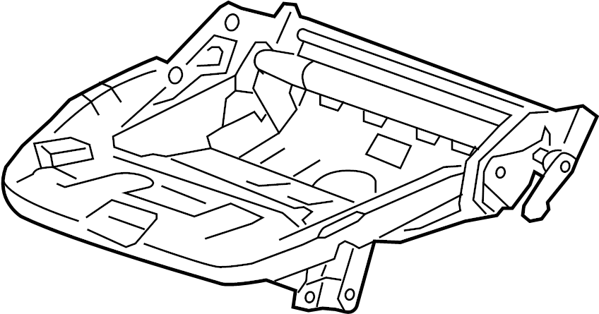 volkswagen jetta to fit use workshop material seat frame