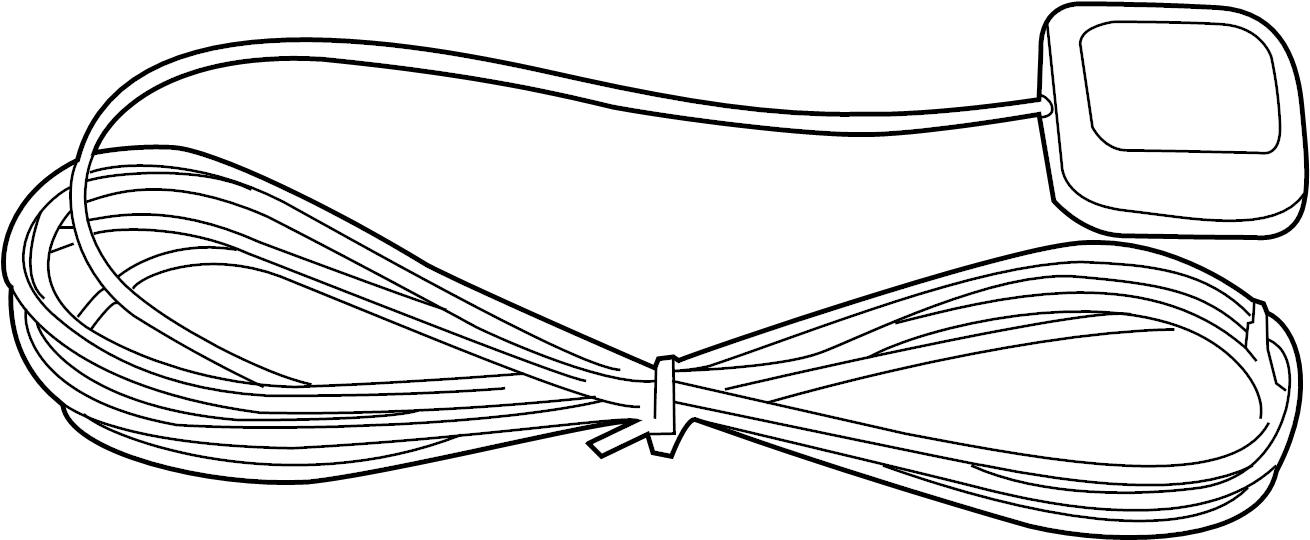 000051502f - gps antenna assembly