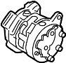 Air conditioner compressor               as required use: