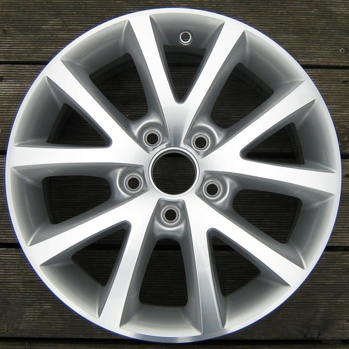 Volkswagen Atlanta: 1K0601025BS8Z8 - Volkswagen VW Diamond Silver
