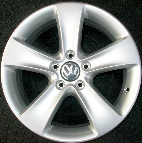 Volkswagen Atlanta: 3C8601025F 8Z8 - Volkswagen Diamond Silver